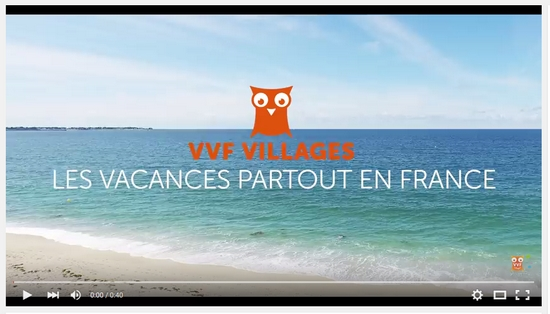 vvf villages vacances france video